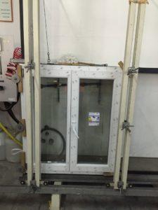 banco de pruebas ventanas