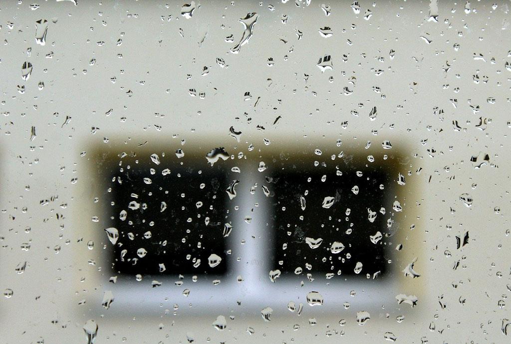 Vidrios de las ventanas